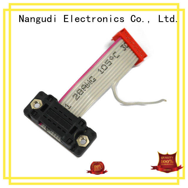 Nangudi durable ribbon cable weight reduction for CD players