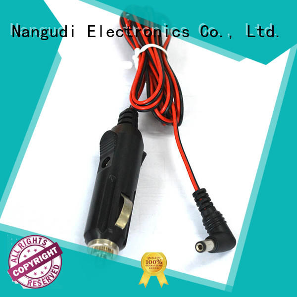 Nangudi fuse car adapter cable factory price for light