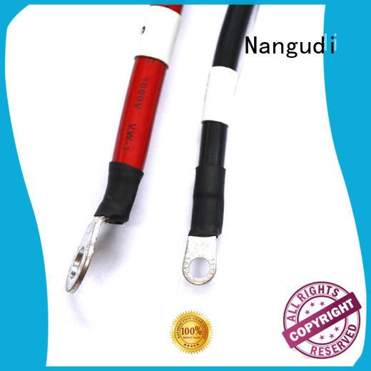 Nangudi UV resistant solar cable wire for transformer