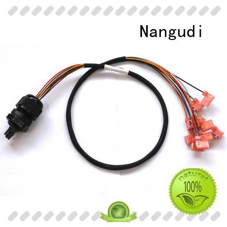 Nangudi OEM wire assembly harness copper terminal