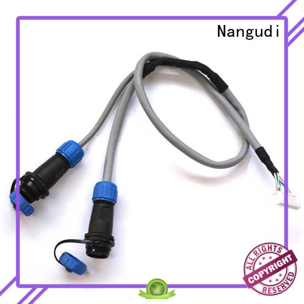 Nangudi fast delivery custom wiring harness for wholesale for auto