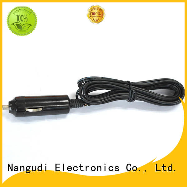 Nangudi Brand cable overmold dc plug dc in cable