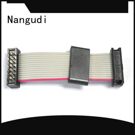 Nangudi male pitch idc cable assembly Suppliers for DB-25 connector