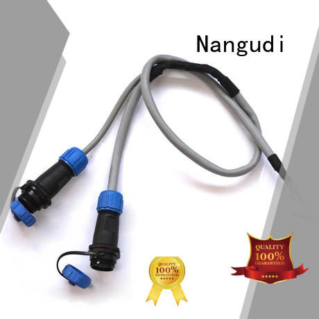 Nangudi on-sale ethernet cable assembly OEM housing connector