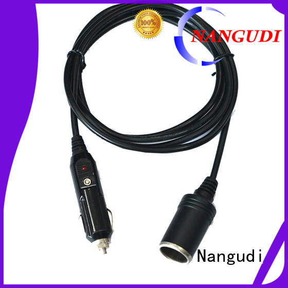 Nangudi tap dc in cable open end for indicator