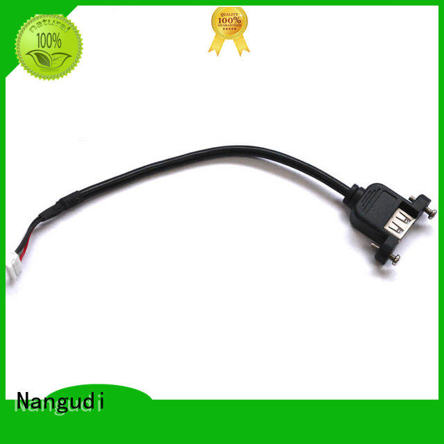 Nangudi dc dc cable factory price for data gathering