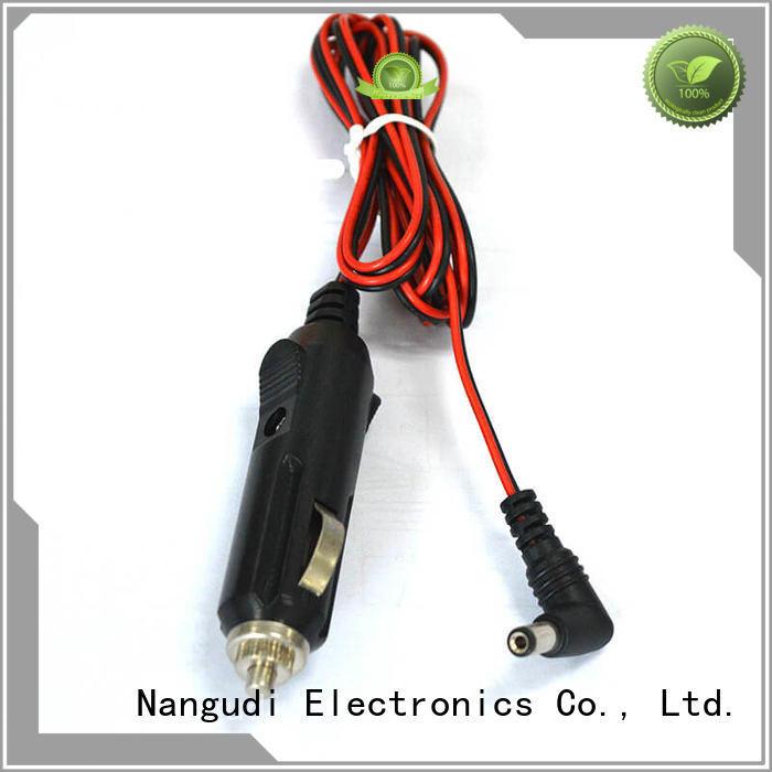cigarette lighter extension cord tap for connector Nangudi