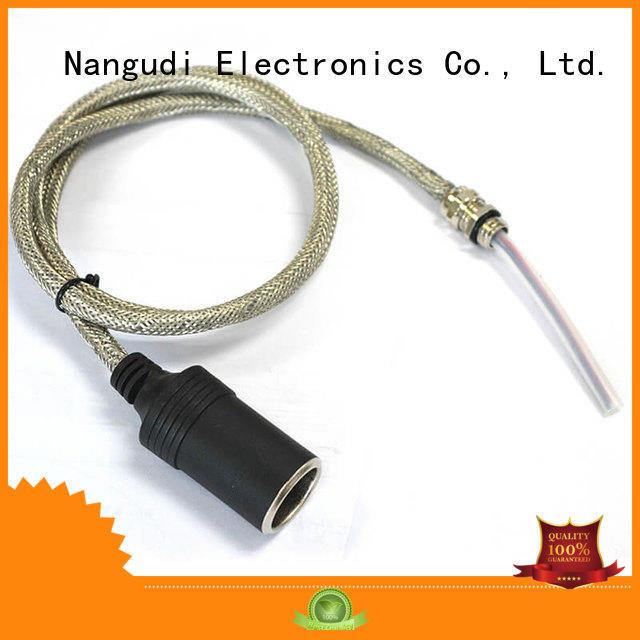 Nangudi fuse charging cable free sample for circuit