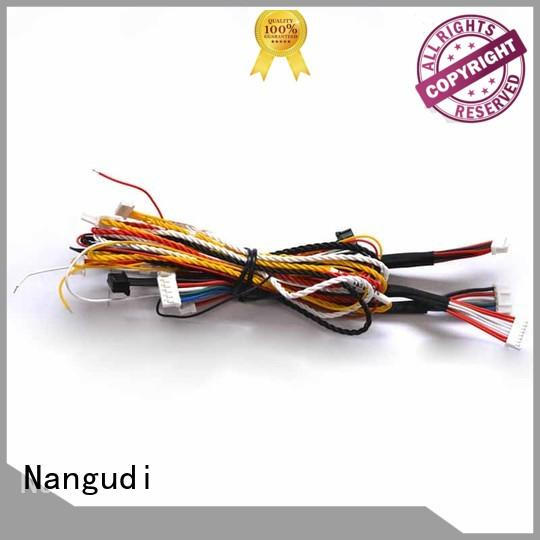 Latest flexible control cable harness company for robot