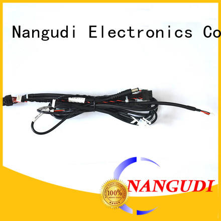 Nangudi harness cartesian robot bulk production for electronics