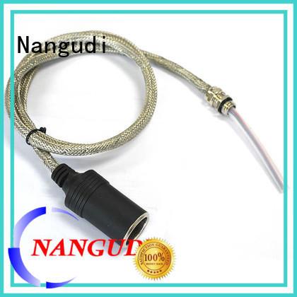 fuse 12v cigarette lighter cable free sample for connector Nangudi