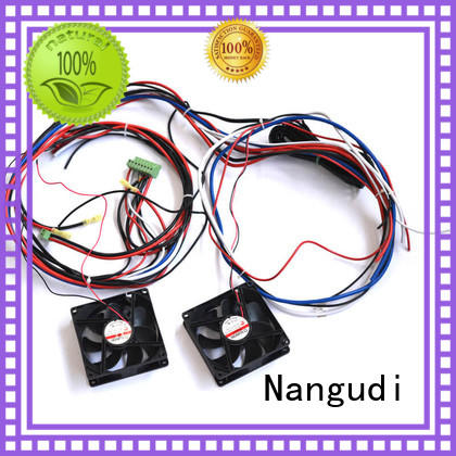 Nangudi fast delivery electrical wiring harness equipment copper terminal