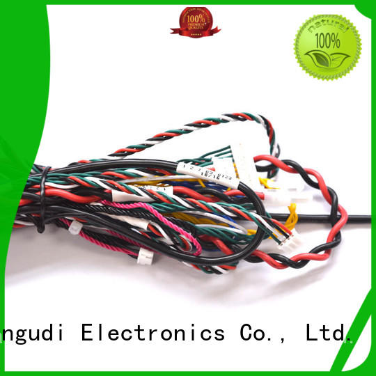 black wholesale electrical cable harness for sweeper Nangudi