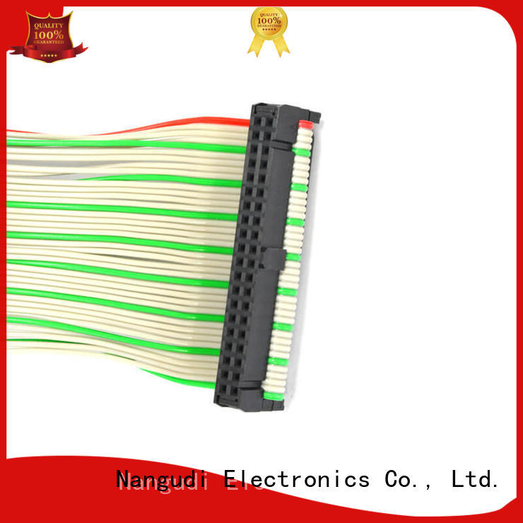 Nangudi Brand cable pitch flat cable manufacture