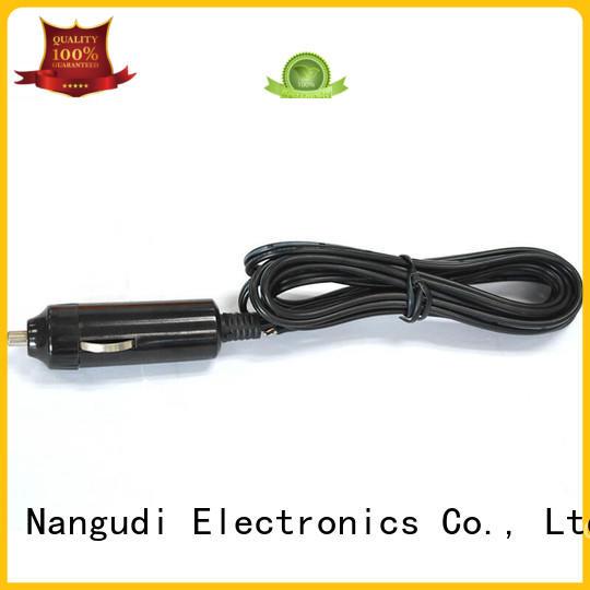 Nangudi Brand cigarette car car cigarette lighter cable waterproof supplier