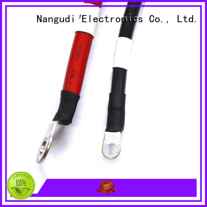 high strengthcable solar wire customized simple assembly