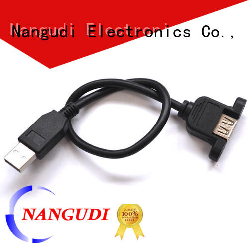 Nangudi durable double ended usb cable popular for mobile phones