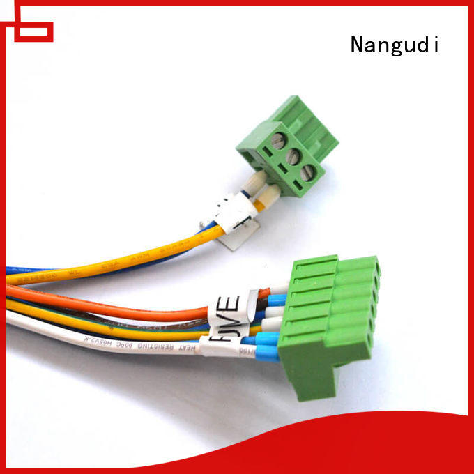 Nangudi New auto wiring harness electrical logging for terminal block