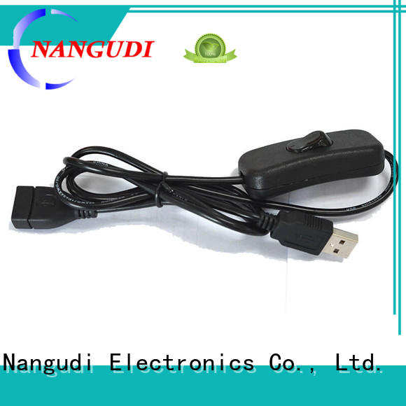 Nangudi Brand switch dc custom usb y cable