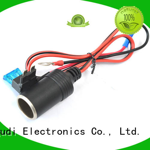 car cigarette lighter cable cable dc dc in cable assembly Nangudi Brand
