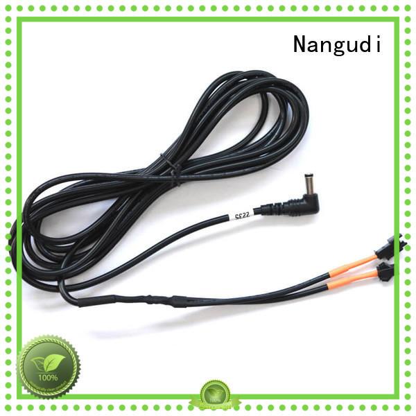 Nangudi barrel usb b cable connectivity for data gathering