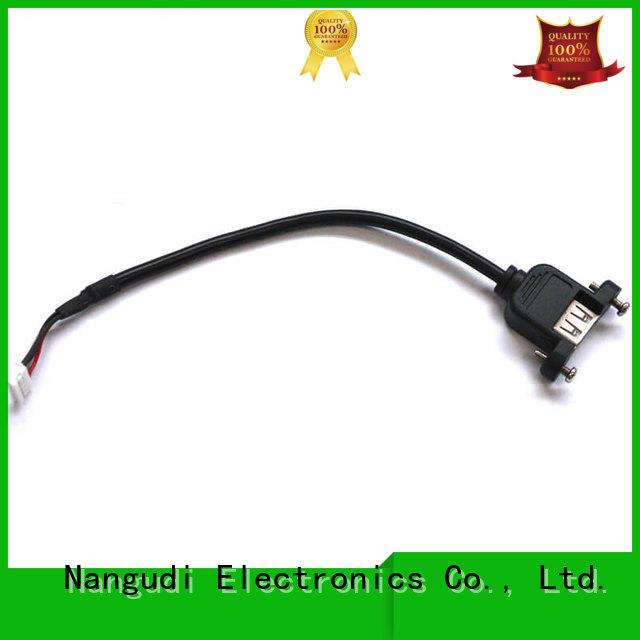Nangudi Brand pin dc mount usb y cable