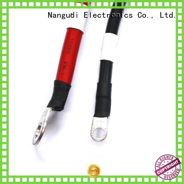 solar panel cable terminal wire Nangudi Brand company