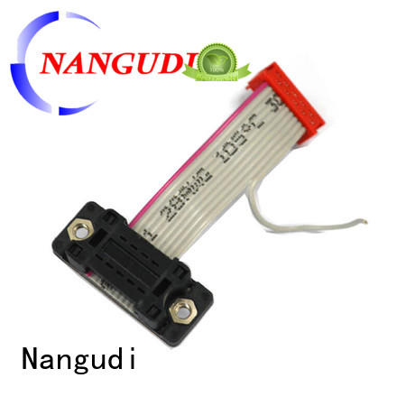 Nangudi best price idc ribbon cable male pitch for cars