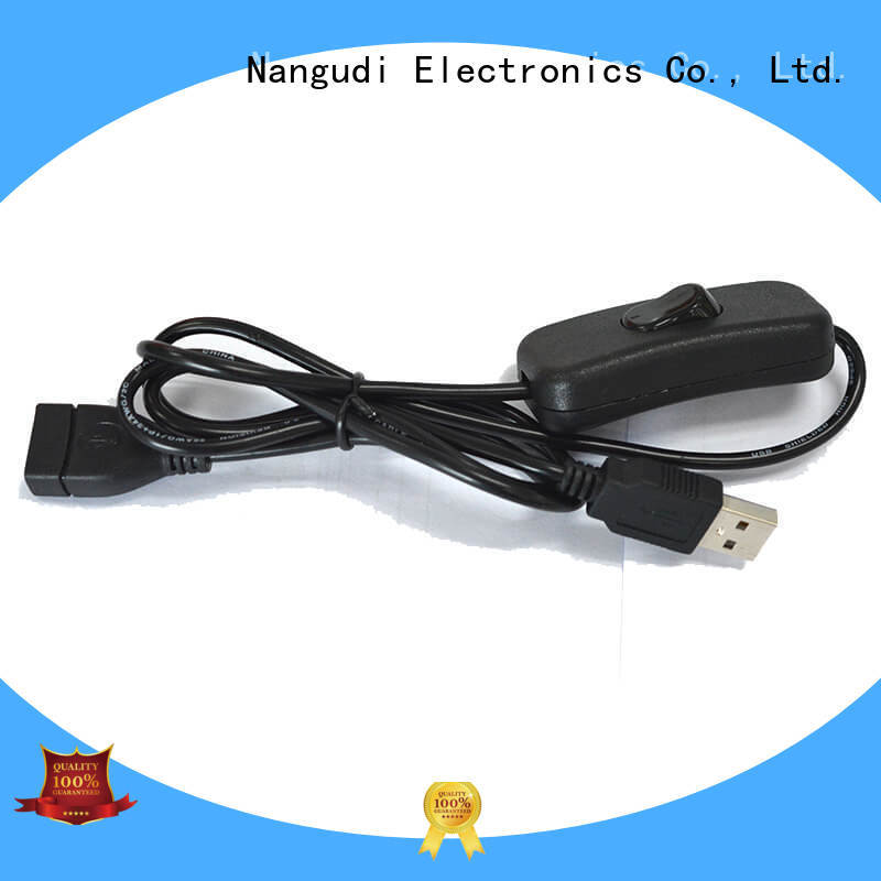 Nangudi highly-rated 12v cable extension computer factory