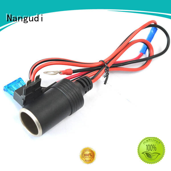 usb cigarette lighter fuse for led