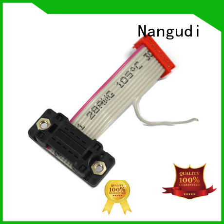 Nangudi durable flat cable wire consistent for DB-25 connector