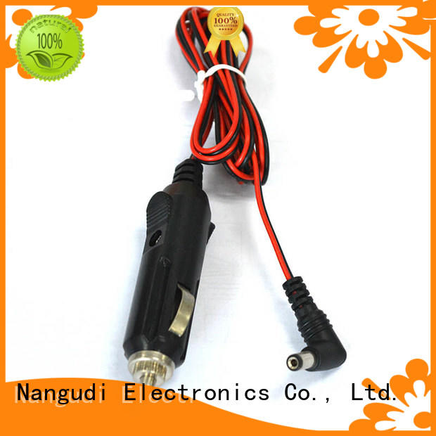 circuit female socket Nangudi Brand car cigarette lighter cable manufacture