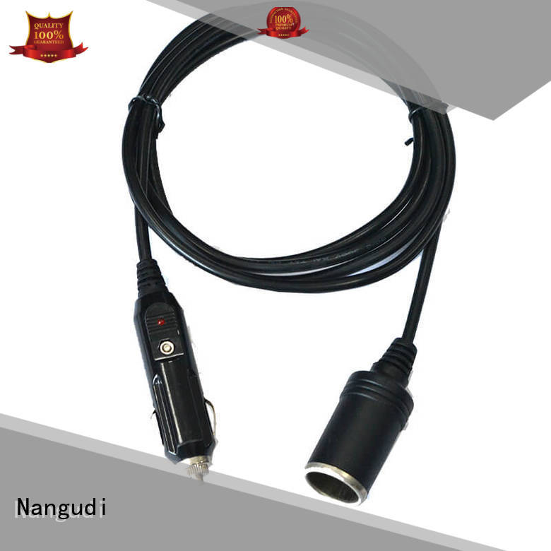 Nangudi fuse car power socket Supply for led