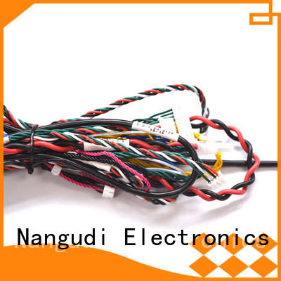 New power electric cable black Supply for robot