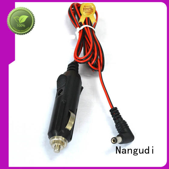 fuse cable charger for car open end for socket Nangudi