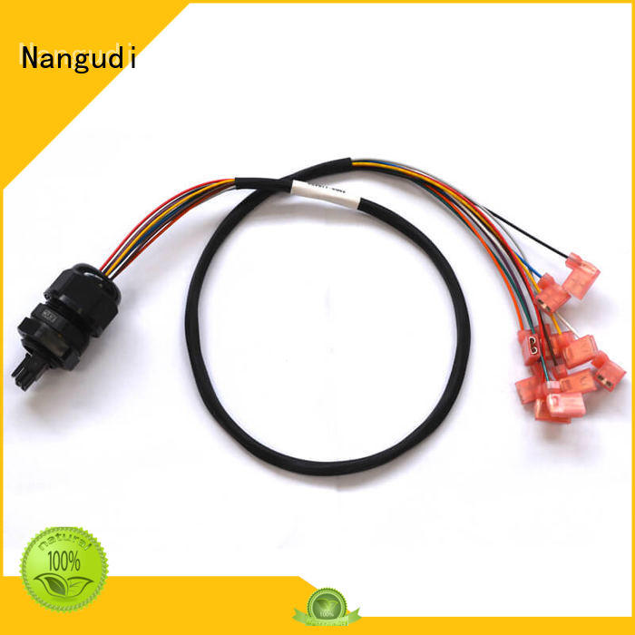 customized wire assembly supplier for connector