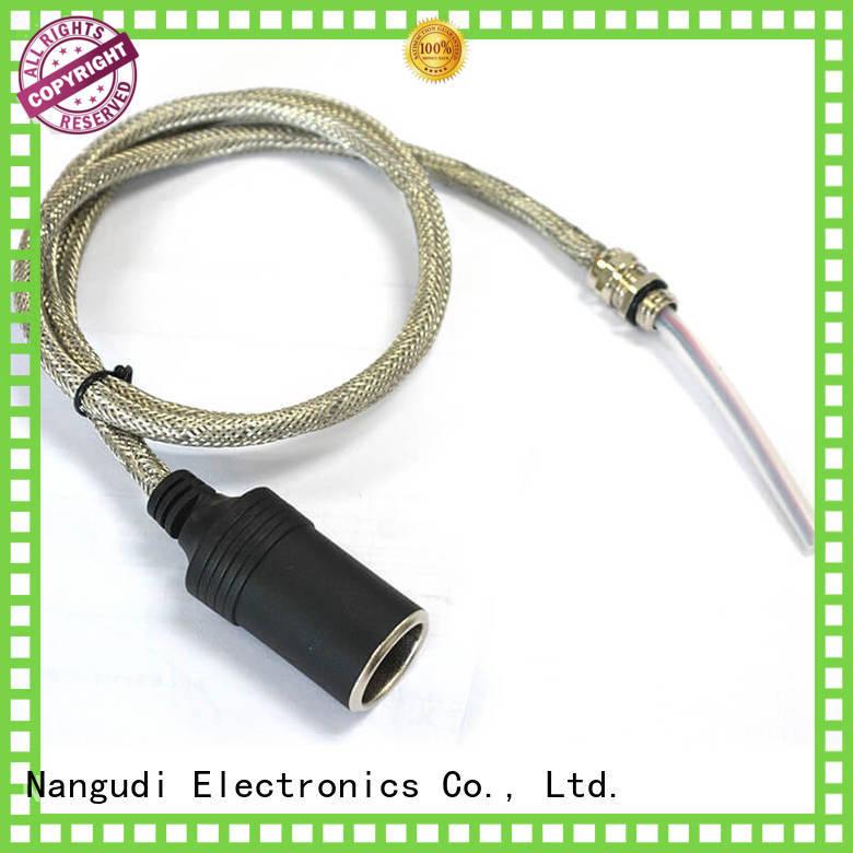 car cigarette lighter cable fuse Nangudi Brand dc in cable