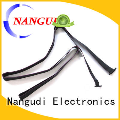 dip flat cable wire header for berg strip connector Nangudi