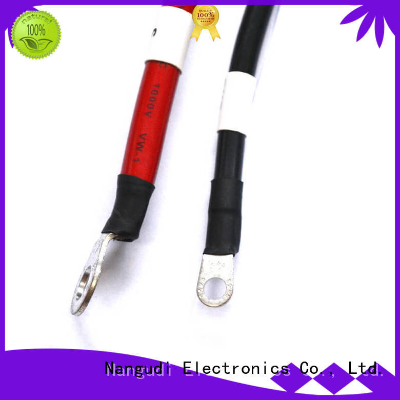 High termperature UL10269 PV solar cable NGD-003