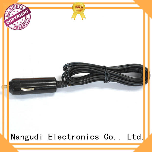 car cigarette lighter cable end dc in cable car company