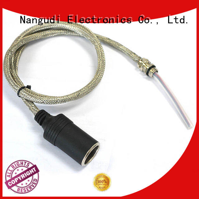 car cigarette lighter cable dc socket dc in cable connector company