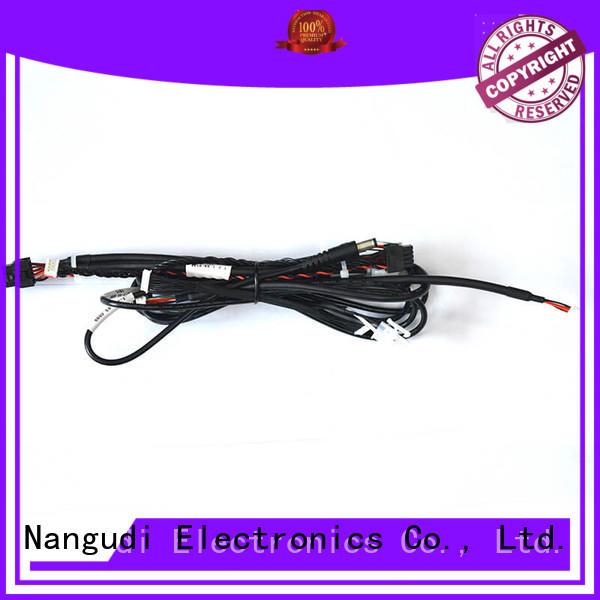 Nangudi black electrical control cable best quality