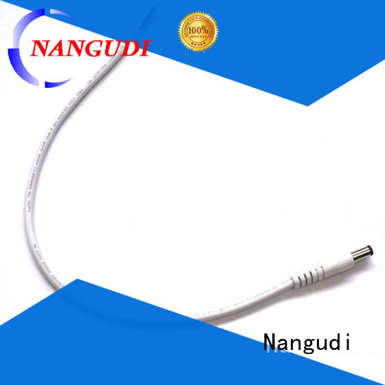Nangudi durable dc wire connectivity for storing data