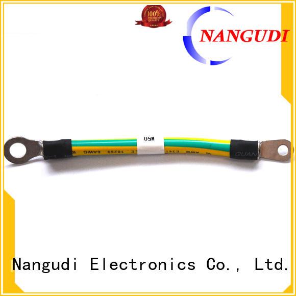 Nangudi red copper pv solar cable free sample for transformer
