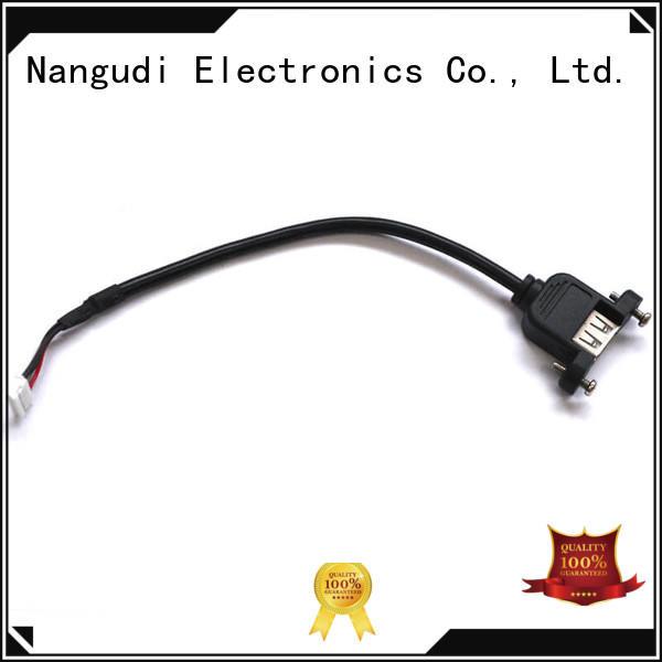 Nangudi custom dc wire factory price for electronics