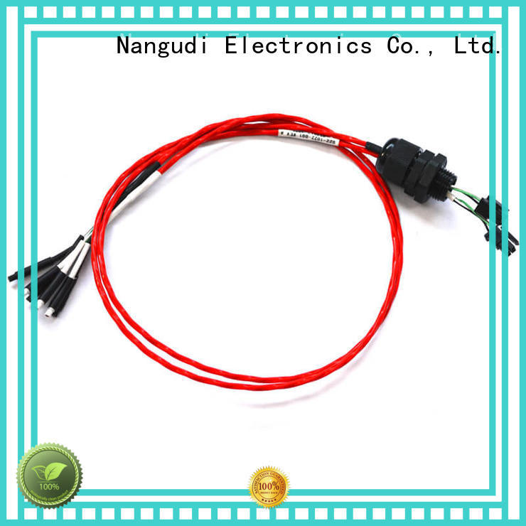 top brand rf cable assembly manufacturers for wholesale copper terminal Nangudi