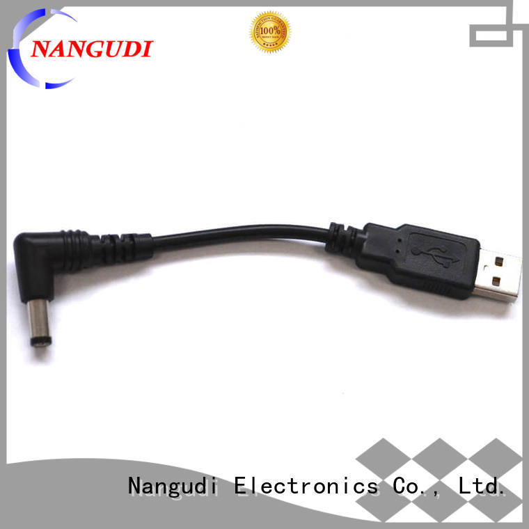 durable usb b cable plug connectivity for data gathering