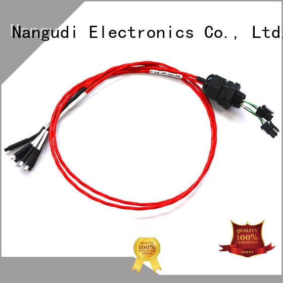 Nangudi OEM auto wiring harness free sample for terminal block
