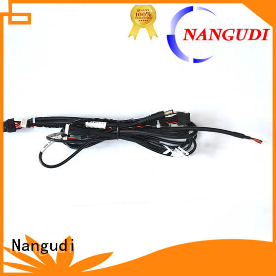 Nangudi Latest flexible control cable factory for sweeper
