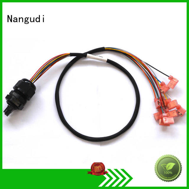 fast delivery cable assembly manufacturers equipment company for terminal block